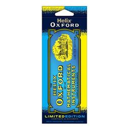 Helix Oxford Limited Edition 9-Piece Maths Set Blue (5 Pack) 170518