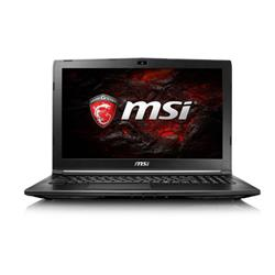MSI GL62M 7RD-207UK (15.6 inch) Gaming Notebook Core i7 (7700HQ) 2.8GHz 16GB 1TB WLAN BT Webcam Windows 10 Home (GeForce GTX 1050 2GB)