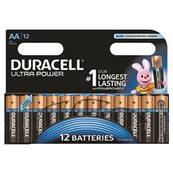 Duracell Ultra Power AA Batteries (12 Pack) 75052877