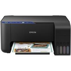 Epson EcoTank ET-2711 (A4) Colour Multifunction Inkjet Printer (Print/Scan/Copy) 33ppm (Mono) 15ppm (Colour)
