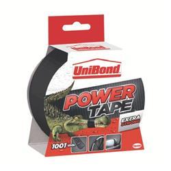 UniBond Power Tape Black 50mm x 25m 1668019