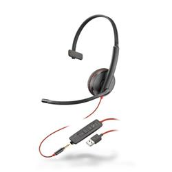 Plantronics Blackwire C3215 USB A Headset