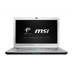 MSI PE72 8RD-020UK (17.3 inch) Gaming Notebook PC Core i7 (8750H) 2.2GHz 8GB 1TB HDD+128GB SSD Windows 10 Home Ultra (GeForce GTX 1050 Ti 4GB)