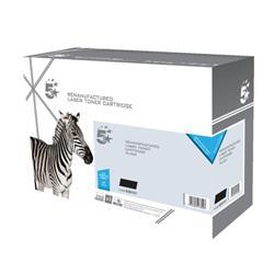 5 Star Office Remanufactured Laser Toner Cartridge Page Life 2400 Black [HP CF380A Alternative]
