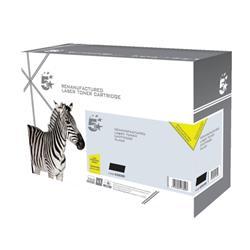 5 Star Office Remanufactured Laser Toner Cartridge Life 1000pp Black [Samsung MLT-D111S/ELS Alternative]