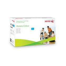 Xerox Cyan Toner Cartridge for OKI C5600, C5700
