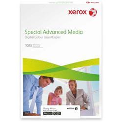 Xerox Premium Never Tear Gloss White Self Adh Film SRA3 320x450mm Ref 007R92036 [Pack 50]