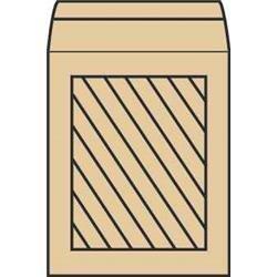Humber Manilla Boardbacked Envelope 318x267mm Superseal Ref 2119 [Pack 125]