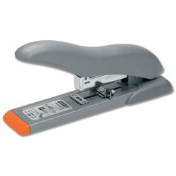 Rapid HD70 Heavy Duty Stapler 70 Sheet Capacity 53mm Stapling Depth Silver/Orange Ref 21281405