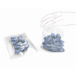 Poly Bag 150 X 200mm 100g Light (6 X 8) Ref BS010L [Pack 1000]