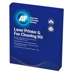 AF Laser/Printer and Fax Cleaning Kit Ref ALFC000