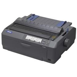 Epson FX-890A 18 Pin Mono Impact Dot Matrix Printer Ref C11C524301