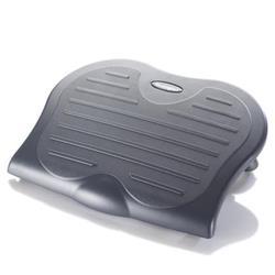 Poggiapiedi SoleSaver - Kensington - grigio - plastica - 46,1x46,1x8,3 cm