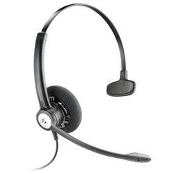 Plantronics Entera HW111N/A Mono Corded Headset with Noise-Cancelling Microphone Ref 79180-13