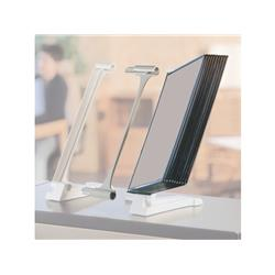 Modulo di estensione per leggìo Q-Connect Quickfind 10 pannelli A4 grigio - KF06006