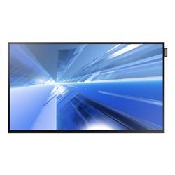 Samsung DC32E (32 inch) Full HD LED BLU Large Format Display 5000:1 330cd/m2 1920x1080 8ms HDMI/DVI/VGA Ref LH32DCEPLGC/EN