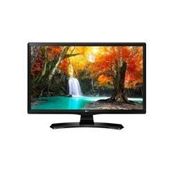 LG 28TK410V (28 inch) TV Monitor 1366 x 768 1000:1 250cd/m2 5ms (Black) Ref 28TK410V