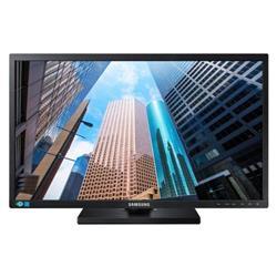 Samsung S22E450MW (22 inch) LED Monitor 1000:1 250cd/m2 1680x1050 5ms DVI VGA (Black) Ref LS22E45KMWV/EN