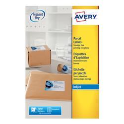 Avery J8165 Inkjet Address Labels 99.1x67.7mm 200 Labels White Ref J8165-25 - 25 Sheets