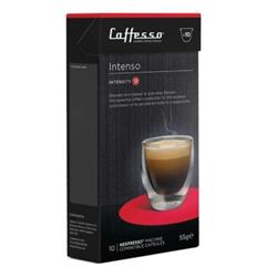 Caffesso Intenso Nespresso Compatible Coffee Pods (Pack of 10) Ref NWT832