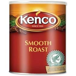 Kenco Smooth (750g) Instant Coffee (Pack Of 6 Promotional Offer) Ref 6XKencoSmooth
