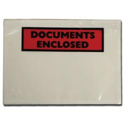 Document Enclosed Wallets A7 Printed 1000s
