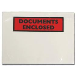 Document Enclosed Wallets A6 Printed 1000s