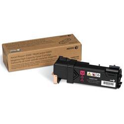 Xerox Phaser 6500 Laser Toner Cartridge High Capacity Page Life 2500pp Magenta Ref 106R01595