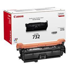 Canon 732 Laser Toner Cartridge Page Life 6400pp Cyan Ref 6262B002