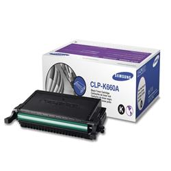 Originale Samsung - Toner - nero - CLP-K660A/ELS