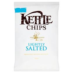 Kettle Chips Lightly Salted 80g Pk12