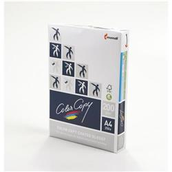 Color Copy Paper Coated Glossy White FSC4 A4 210x 297mm 200gm Ref 24878 [Pack 250]