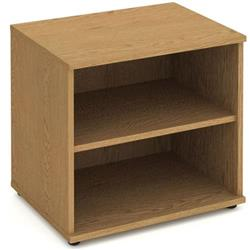 Impulse 800 Bookcase Oak - I000757