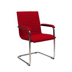 Sedia attesa Cyndy Unisit - rosso - CNS/IR