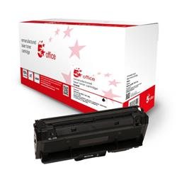 5 Star Office Remanufactured Toner Cartridge Page Life Black 3000pp [Samsung SU828A Alternative] Ref 943178