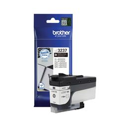 Brother LC3237BK Ink Cartridge Page Life 3000pp Black Ref LC3237BK Ref LC3237BK