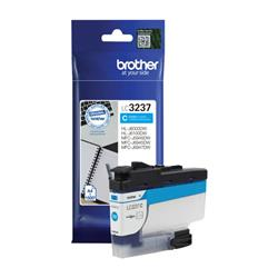 Brother LC3237C Ink Cartridge Page Life 1500pp Cyan Ref LC3237C Ref LC3237C