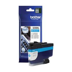 Brother LC3239XLC Ink Cartridge High Yield Page Life 5000pp Cyan Ref LC3239XLC Ref LC3239XLC