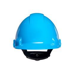 Elmetto di protezione 3M blu  G3000NUV-BB