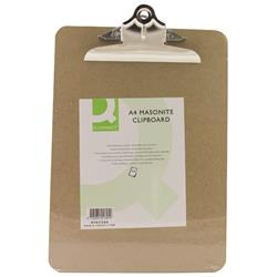 Q-Connect Masonite Clipboard A4 Ref KF01304
