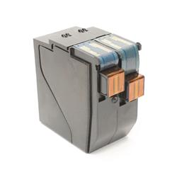 Q-Connect Neopost Remanufactured Blue Franking Ink Cartridge High Yield 300673 Ref OB01128