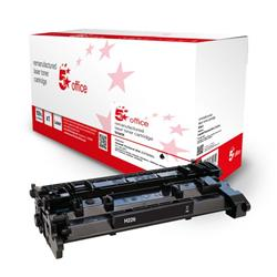 5 Star Office Remanufactured Toner Cartridge Page Life Black 3100pp [HP 26A CF226A Alternative] Ref 942966