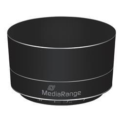 Altoparlante stereo Bluetooth Media Range nero mini 3W MR733