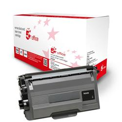 5 Star Office Remanufactured Toner Cartridge Page Life Black 3000pp [Brother TN3430 Alternative] Ref 942784