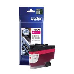 Brother LC3239XLM Ink Cartridge High Yield Page Life 5000pp Magenta Ref LC3239XLM Ref LC3239XLM