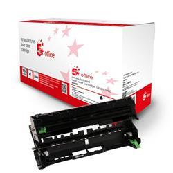 5 Star Office Remanufactured Laser Drum Page Life Black 50000pp [Brother DR3400 Alternative] Ref 942709