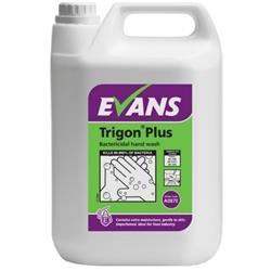 Evans Trigon Plus Antibacterial Soap 5 Litre