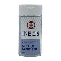 Ineos Gel 50ml Hand Sanitiser 70% Alcohol