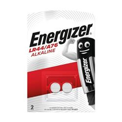 Energizer Speciality Alkaline Battery A76/LR44 (Pack of 2) 623055