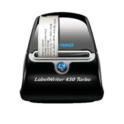 Dymo LabelWriter 450 Turbo Label Printer (Thermal Printer Technology No Toner Required) S0838860